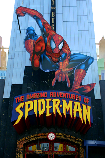 """an analysis of the adventures of spiderman """"when you boil the character down, she's sex sex and flirtation""""-our esteemed  webmaster is she let's see if we can find out the return of."""