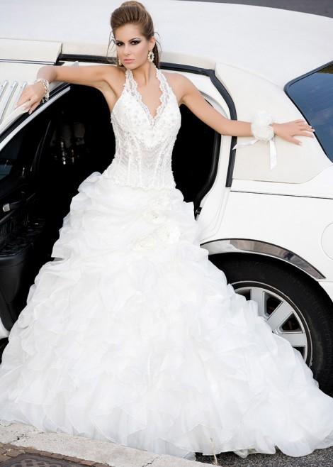 vestidos de novia 2012 paola d'onofrio | bodas