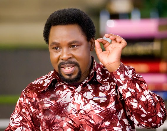 T.B Joshua releases alarming 2016 predictions