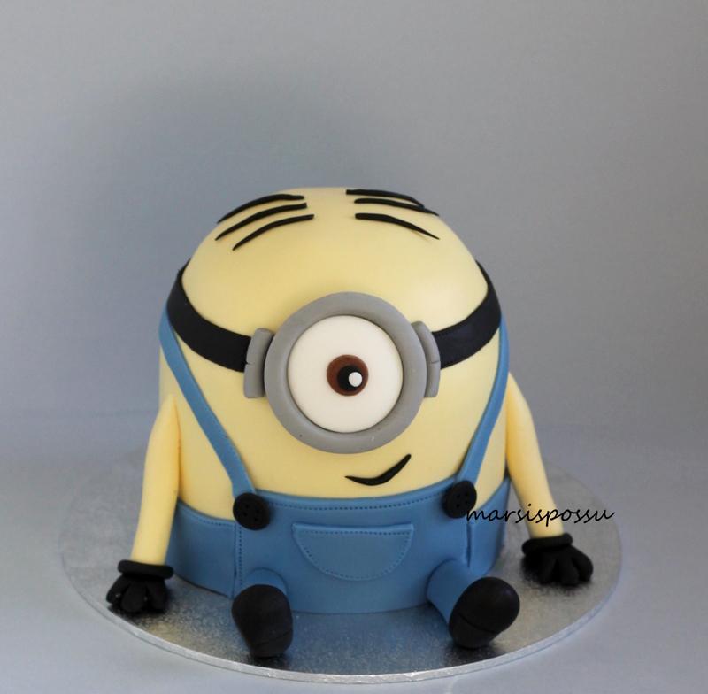 Itse ilkimys -kakku