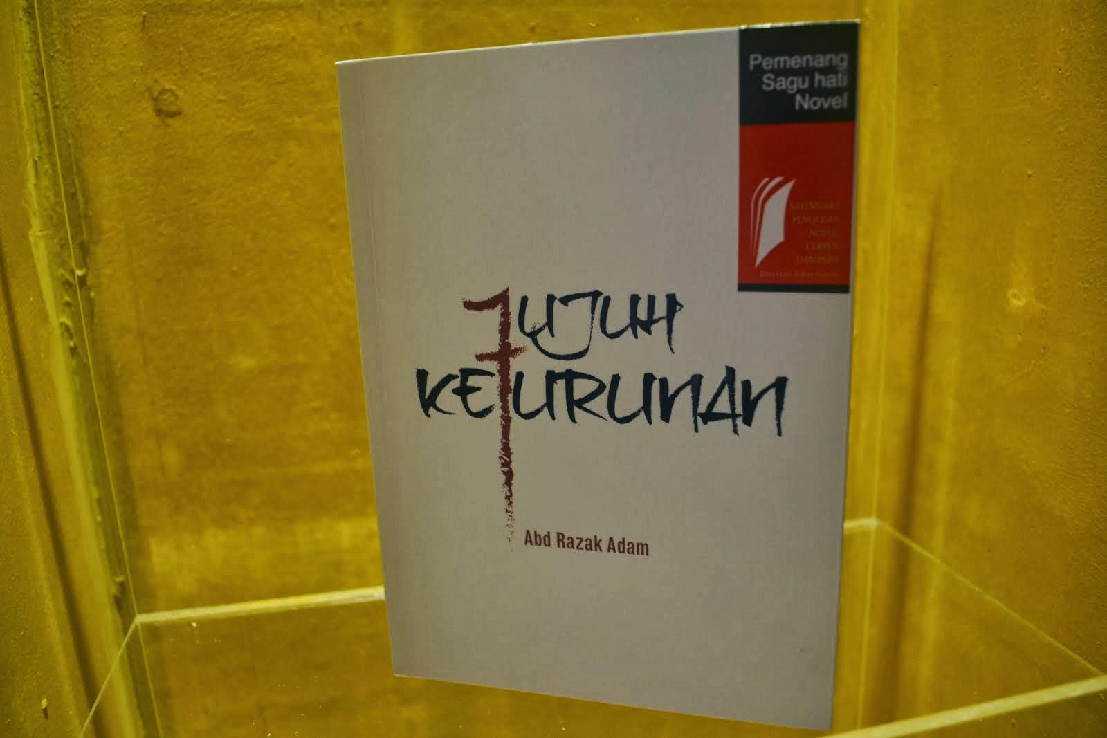 Novel Tujuh Keturunan