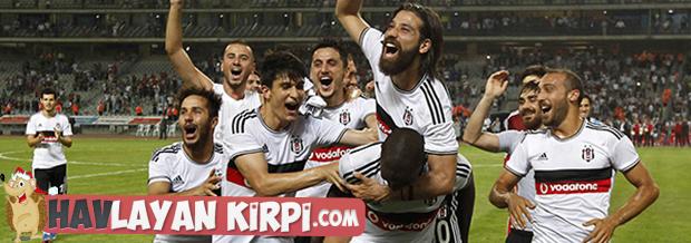 Beşiktaş Asteras Tripolis Maçı
