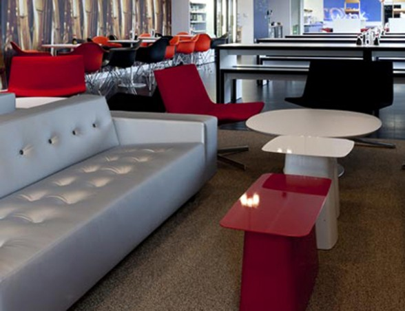 google office furniture. New Google Creative Office In London Furniture