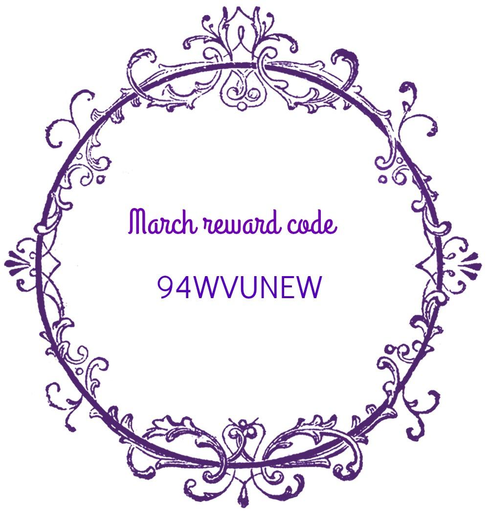 Reward code