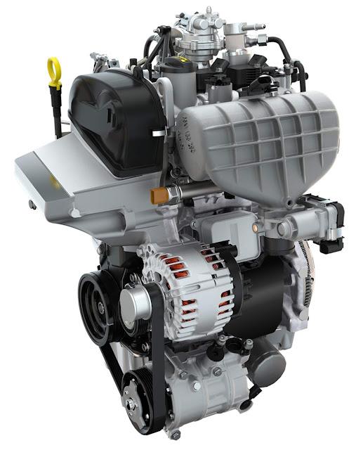 Novo Motor 1.0 TSI Turbo