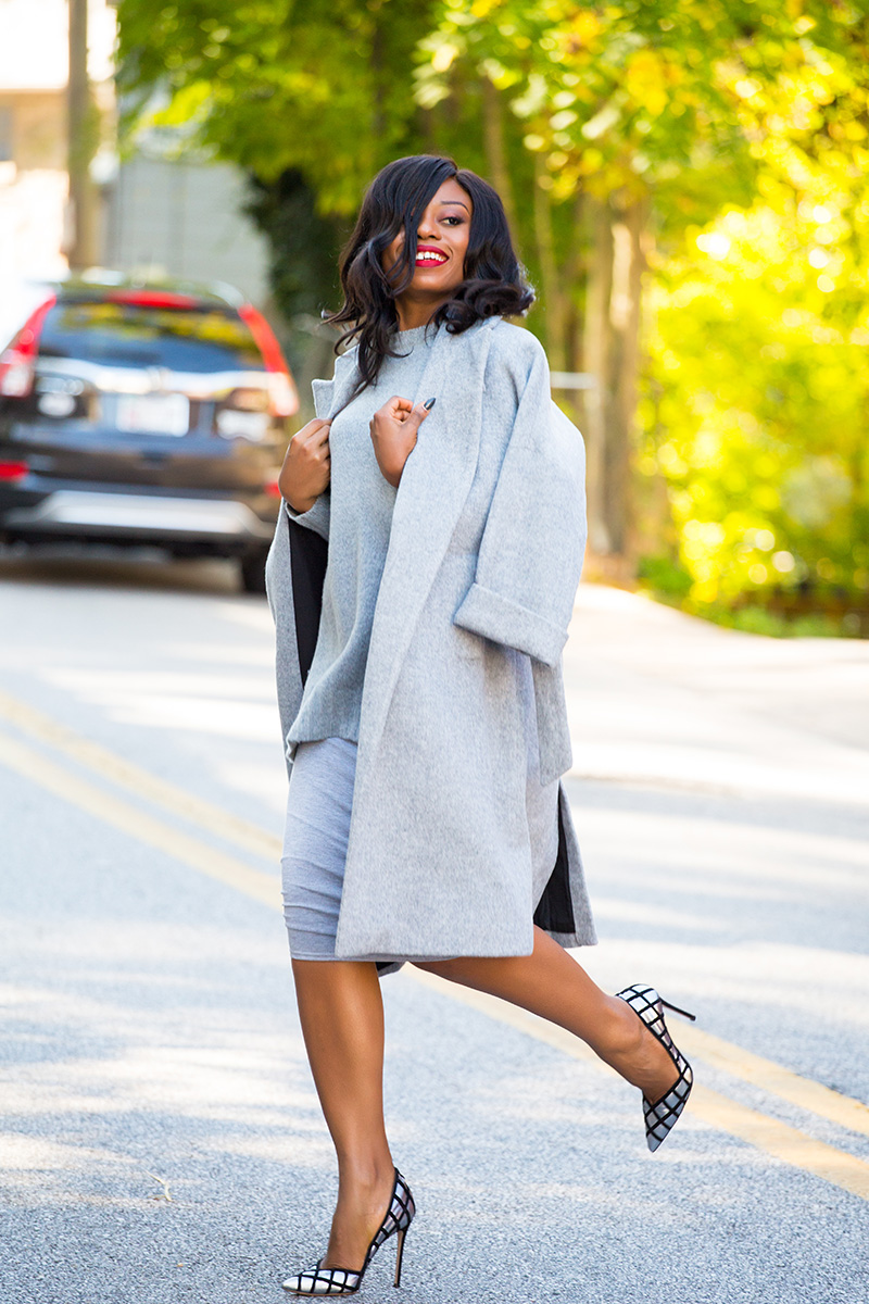 streetstyle, Gianvito rossi pumps, Missguided midi skirt, www.jadore-fashion.com