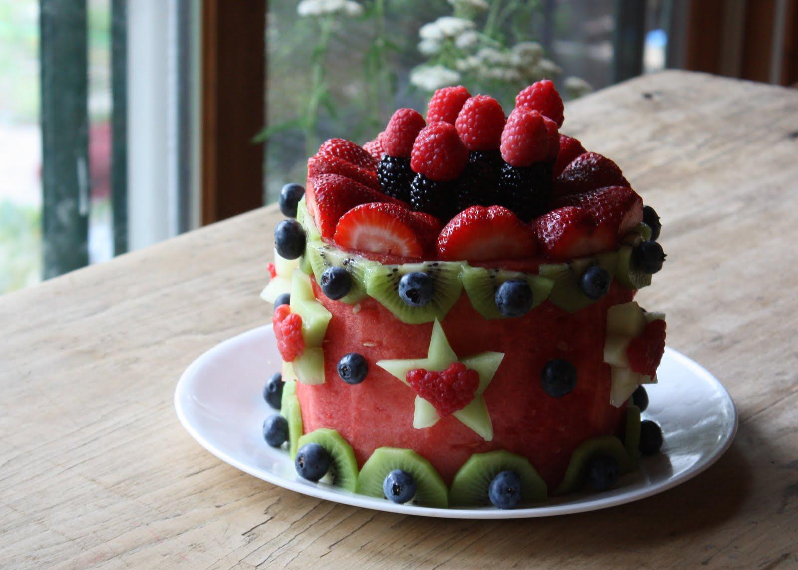 lil fish studios fruit cake