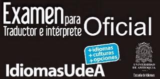 Examen para Traductor e Intérprete Oficial, Colombia