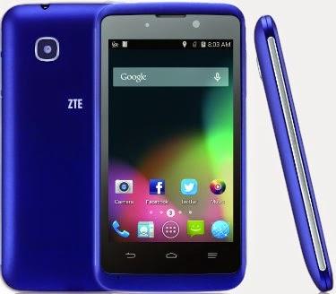 Gambar ZTE Kis 3 Android KitKat Murah
