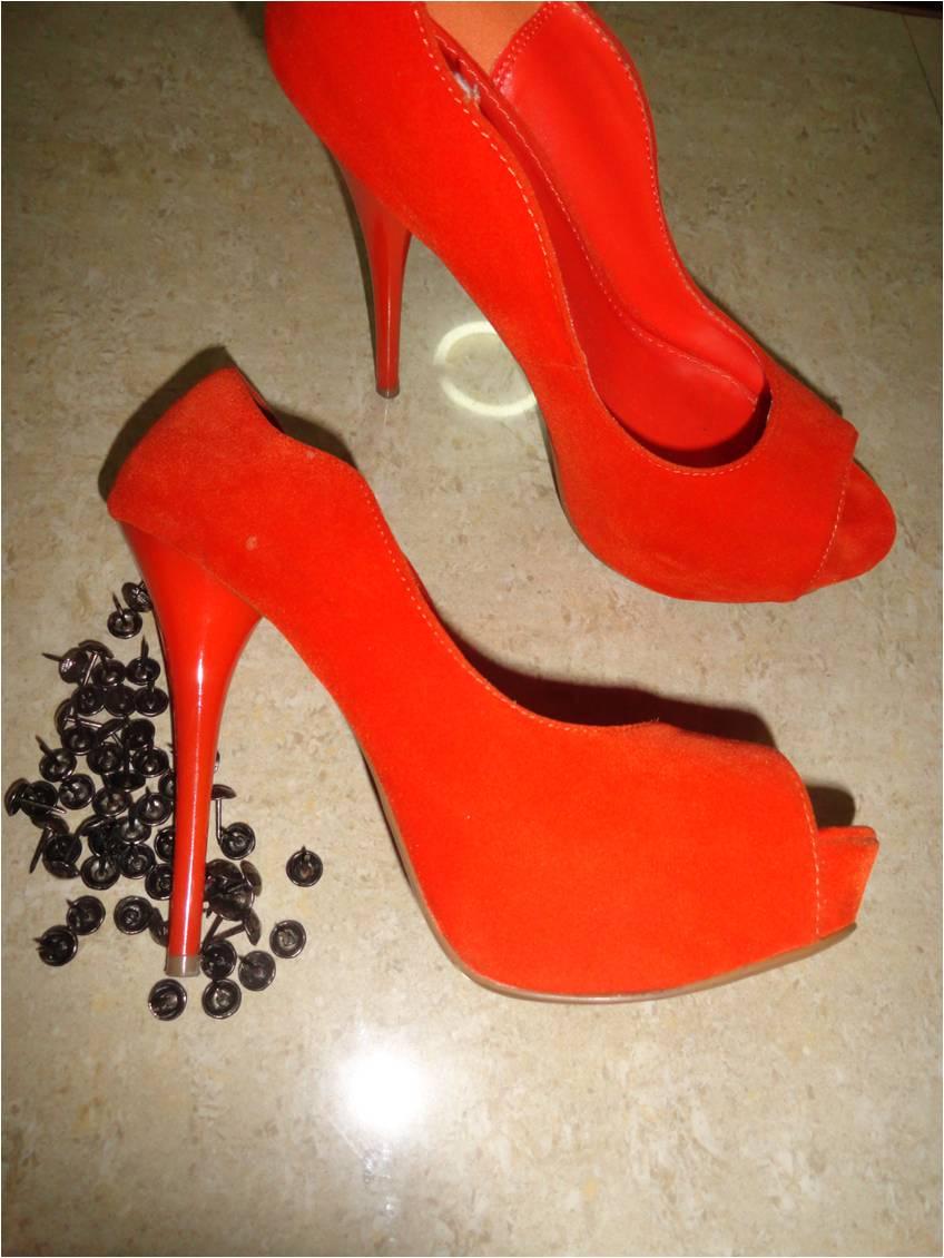 Fashion y f cil ideas para personalizar zapatos con - Ideas para decorar zapatos de nina ...