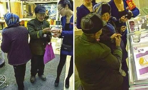 Lelaki ini Belikan Cincin Berlian Untuk Isterinya Dengan Wang Simpanan Kutip Sampah