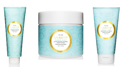 LaLicious, LaLicious Sugar Reef Bath and Body Collection, LaLicious Sugar Reef Body Butter, LaLicious Sugar Reef Body Scrub, LaLicious Sugar Reef Hand Cream, lotion, moisturizer, beauty giveaway, A Month of Beautiful Giveaways