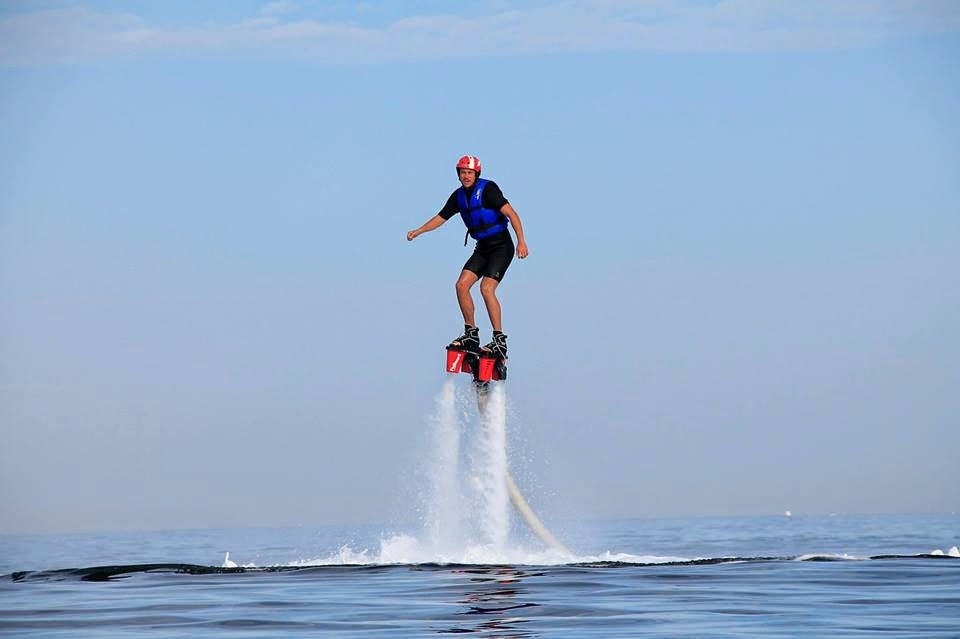 Flyboard Vallarta Adventures