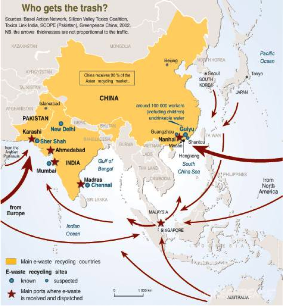 india physical environment and its affect on trade China's rapid economic growth and its implications for agriculture and food security  a more liberalized trade environment,  its effects on key.