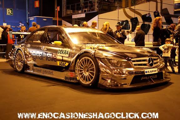 Mercedes Clase C DTM