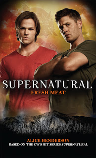COMPLETED : Enter our Supernatural - Fresh Meat Book Giveaway (5 Copies to be won)