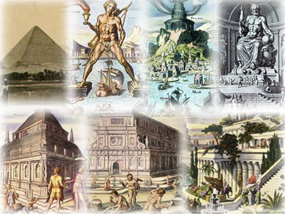 7 wonders of the ancient