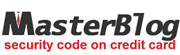 security code on credit card