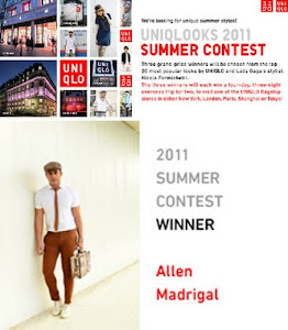 UNIQLO 2011 Summer Contest