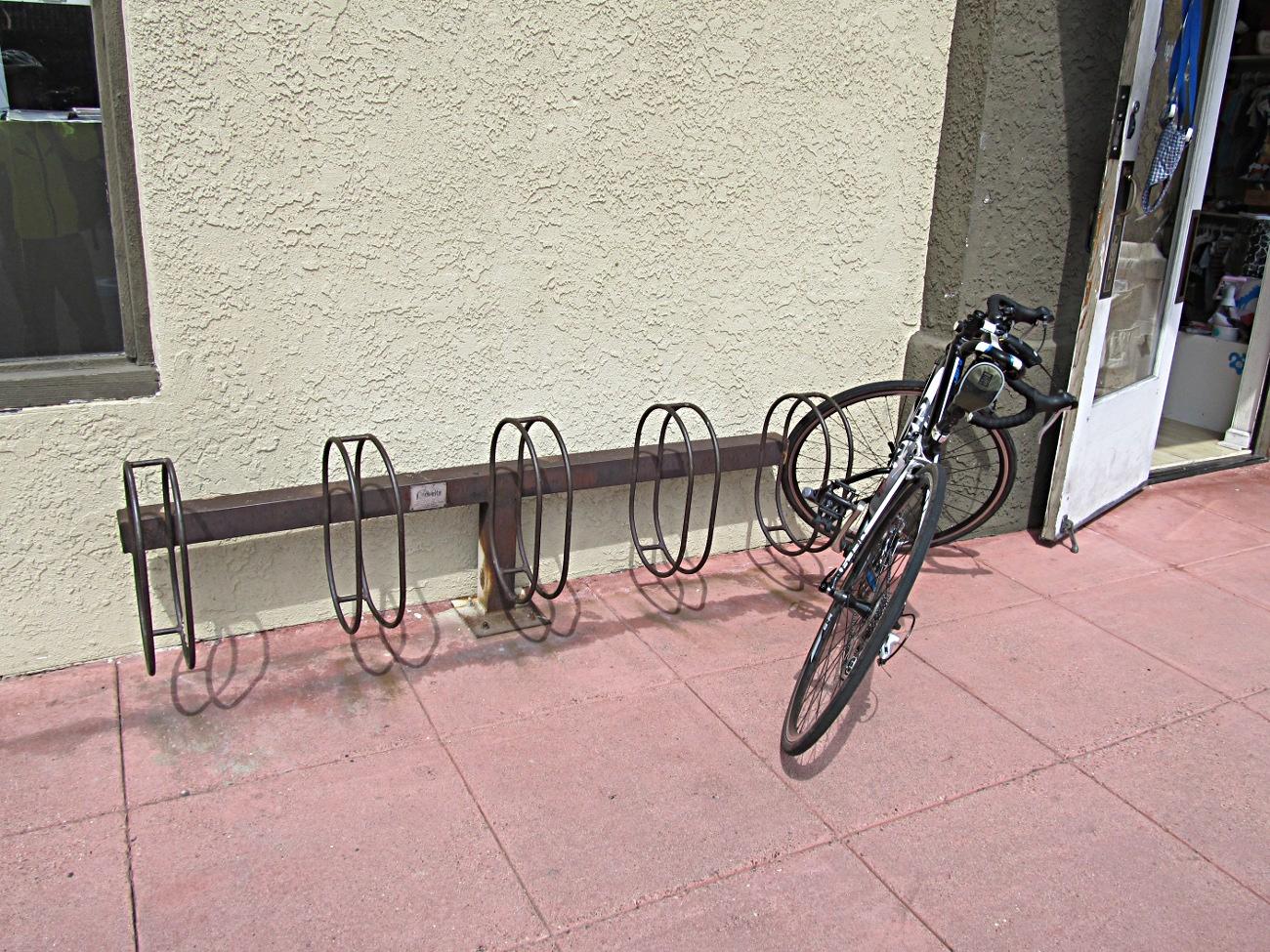 smorgcycle why don u0027t the cyclists use the bike rack