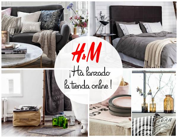 H m home abre su tienda online - Casa decoracion catalogo ...