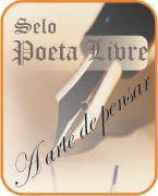 Selinho de presente do blog Poetas Insanos.