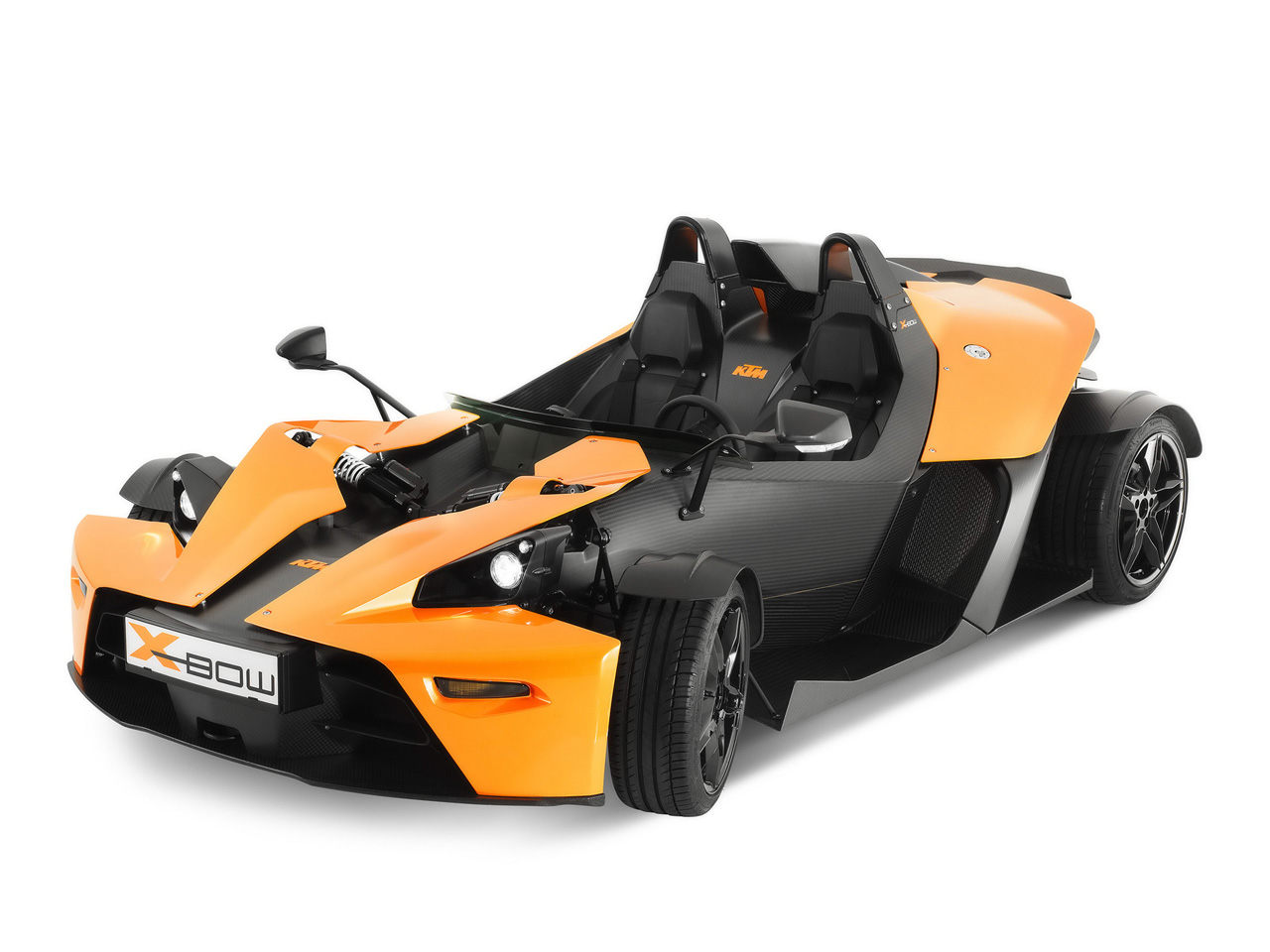 sexy sports cars the ktm x bow. Black Bedroom Furniture Sets. Home Design Ideas