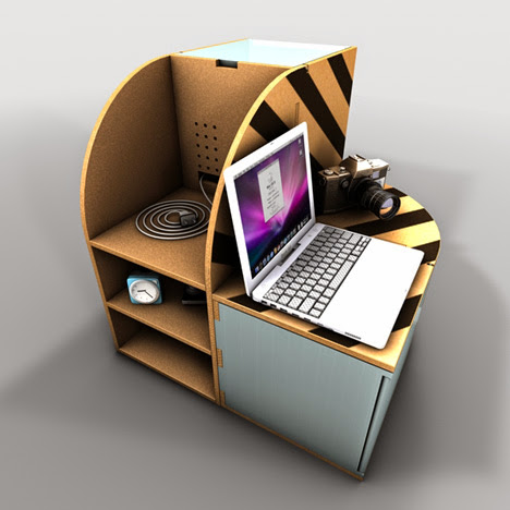 Awesome Cardboard Products and Designs (15) 6