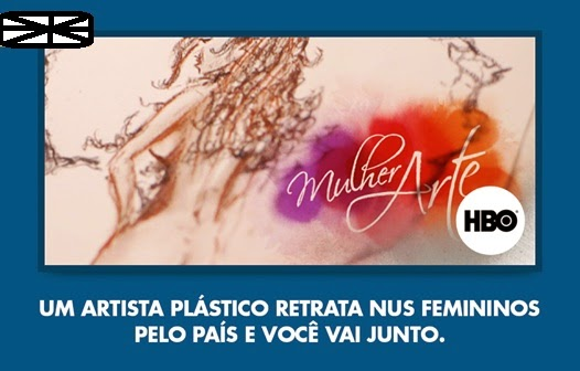mulher%2Barte2 Download   [HBO] Mulher Arte   HDTV + RMVB Nacional