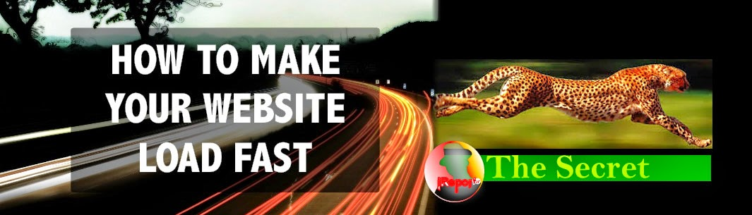 ICT: How to Make Your Website Load Faster