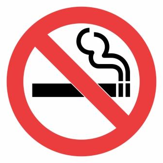 Lambang Dilarang Merokok Vektor Format coreldraw