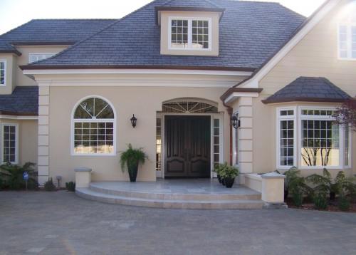 Idee villette moderne - Idee pittura casa moderna ...