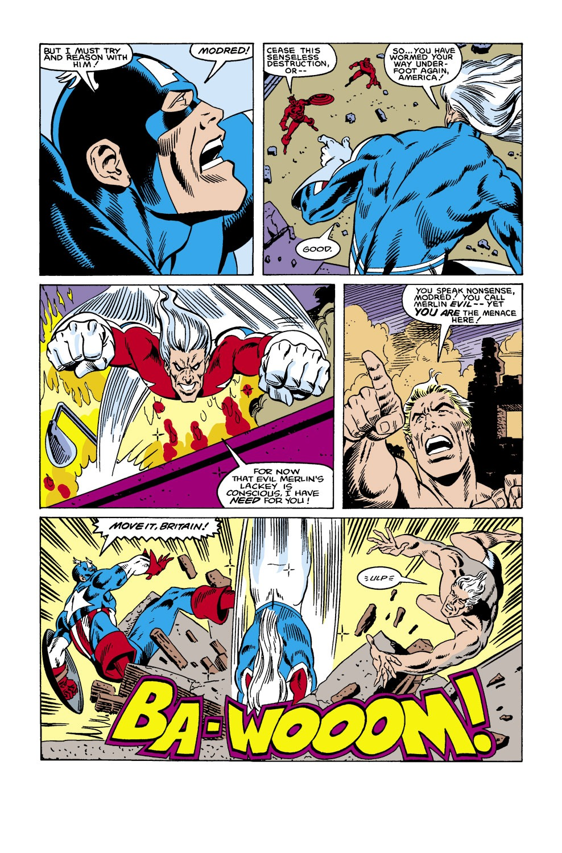 Captain America (1968) Issue #306 #234 - English 13