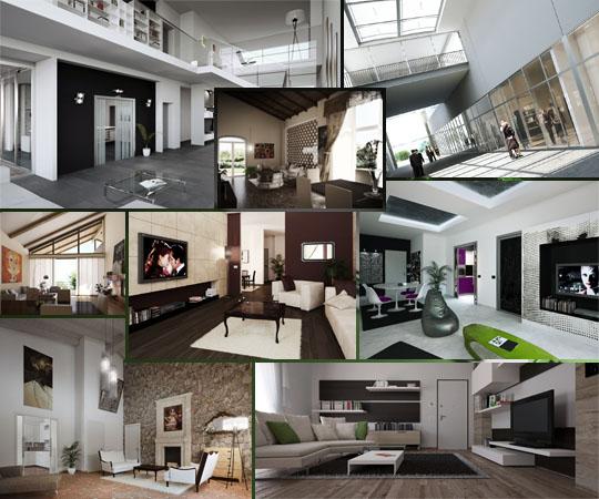 Design Di Interni Ed Esterni : Il design di flo: design dinterni