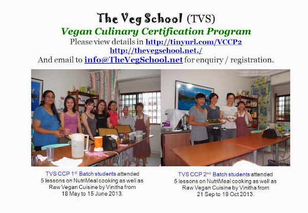 The Veg School - Vegan Culinary Certification Program