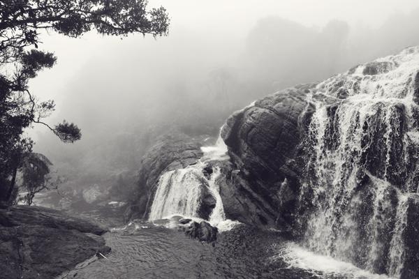 Baker's Falls, Horton Plains