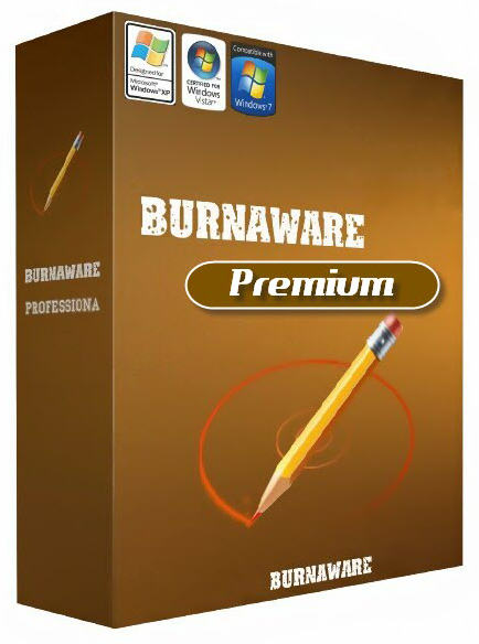 BurnAware Premium 6.1 With Crack