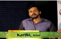 Komban is entirely different from Paruthi Veeran: Karthi | Press Meet | Lakshmi Menon