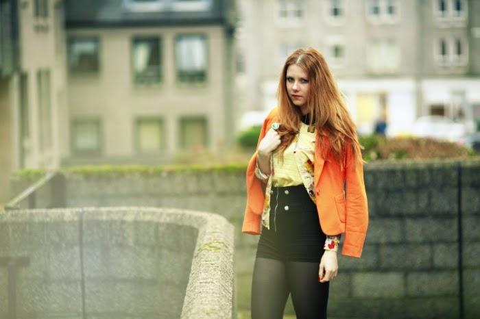 aberdeen blogger, rgu, fashion management, best student
