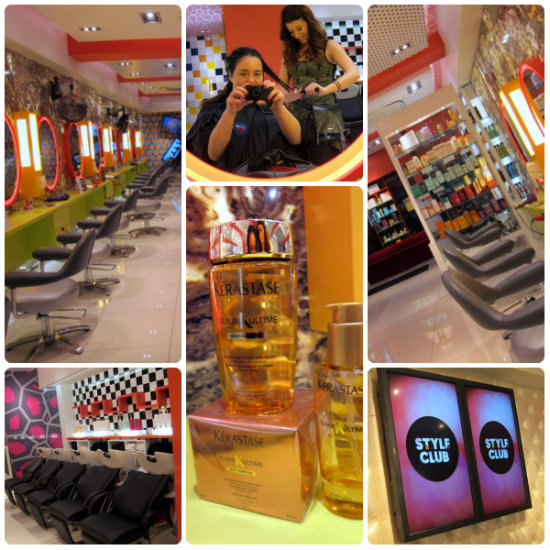 The Style Club Salon North Earl Street Dublin