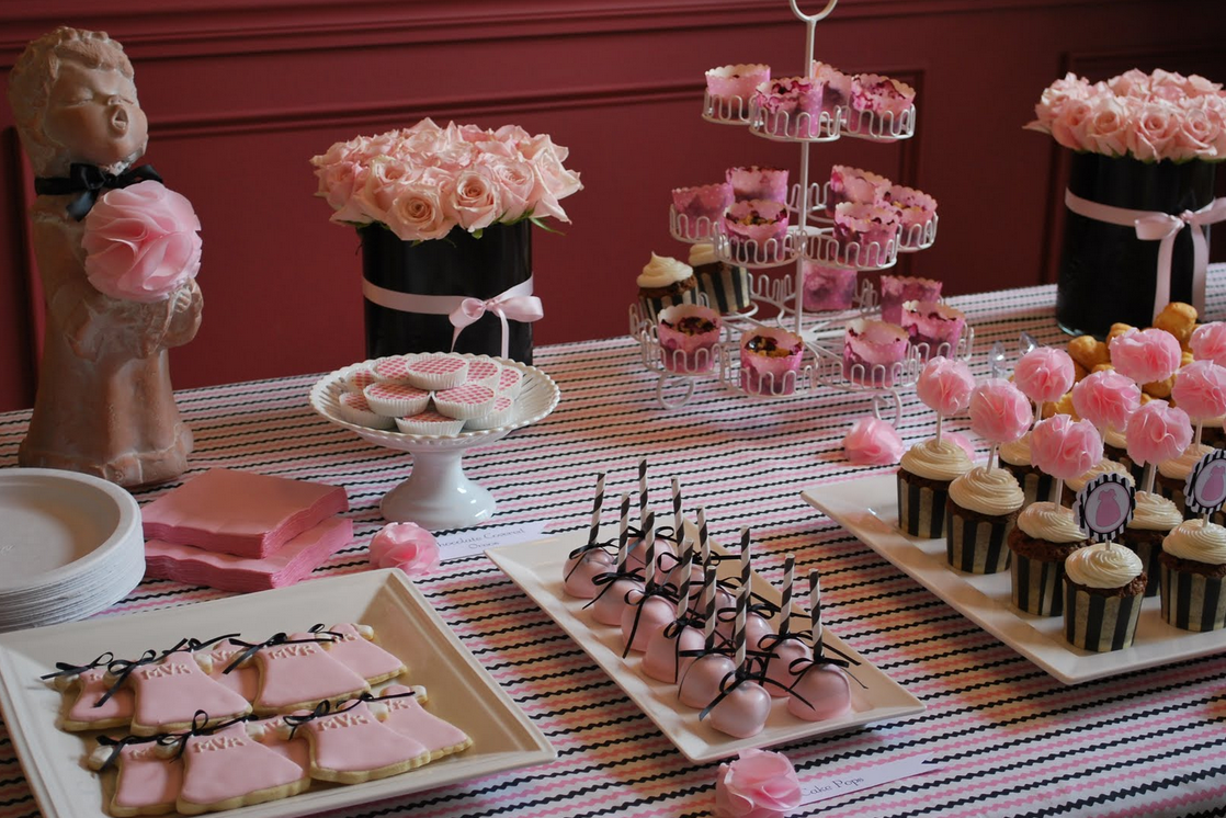 baby girl shower ideas l ving all the pink baby shower