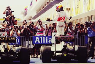Lewis Hamilton Hungary GP 2012