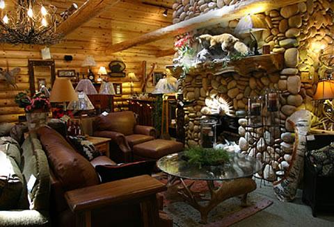 Decoraci n de salas r sticas ideas para decorar dise ar for Decoracion barras de bar rusticas