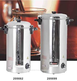 Aparat vin fiert, apa, ceai- PRET- produs profesional horeca