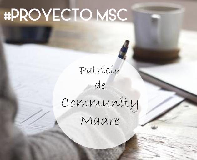 Patricia de Community madre