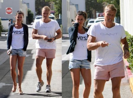Fotos varias de Dolph - Página 5 Dolph+Lundgren+Girlfriend+2012-00