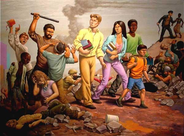 Realisme Dan Sejarah Sastra Indonesia Dalam Pergulatan Kemerdekaan