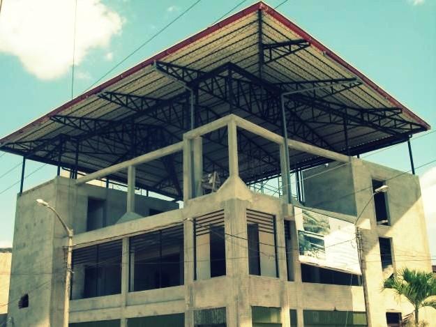 Estructura metalica vivienda affordable u ua with - Estructuras metalicas para viviendas ...