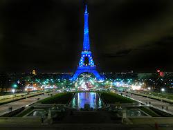 Torre EIFFEL /PARIS CIDADE LUZ