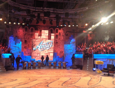Amici 2014 Witty Tv